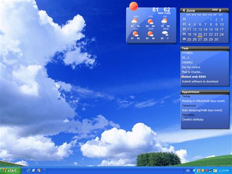 Desktop Calendar Windows Desksware 187 Desktop Calendar