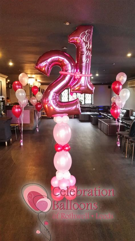 21st Decorations by 176 Best Mega Number Foil Balloon Images On