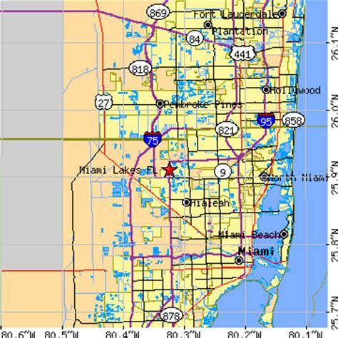 Hialeah Gardens Zip Code by Miami Lakes Florida Fl Population Data Races