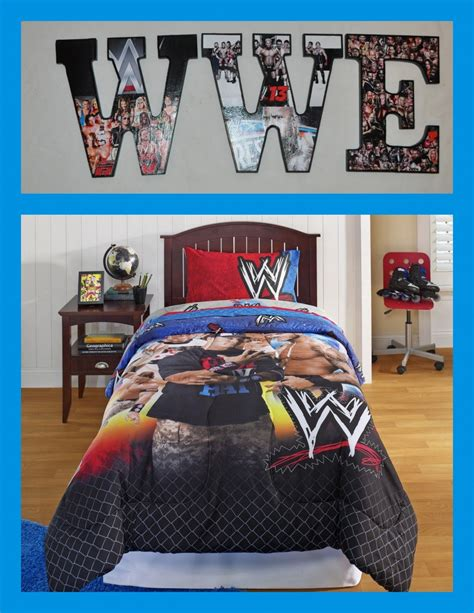 wwe bedroom decor wwe 9 wooden letters by mytrendyexpressions wall decor