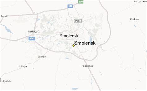 russia map smolensk smolensk смоленск weather station record historical