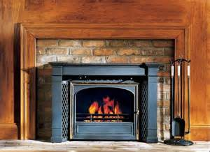fireplace inserts wood burning with blower