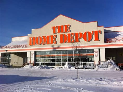 Navigate To The Nearest Home Depot by The Home Depot Canada Edmonton Ab Yelp