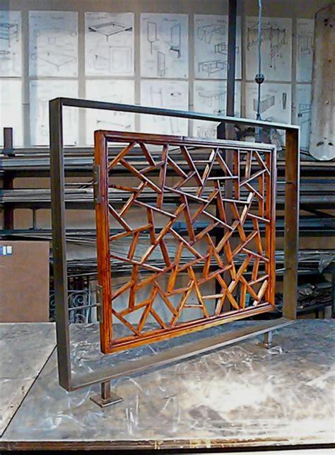 Metal Stair Banisters Kramer Design Studio Custom Design And Fabrication Of