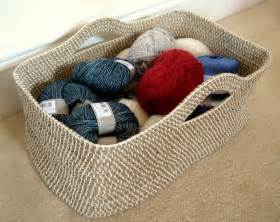baskets and containers uk crochet patterns