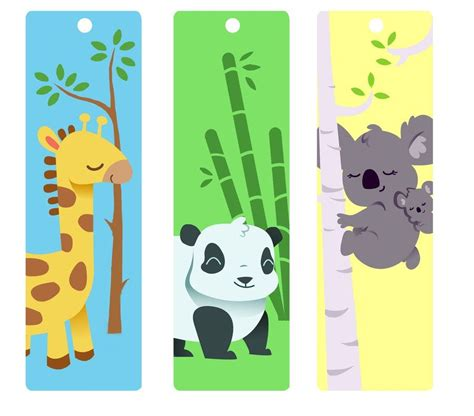 printable bookmarks pinterest cute bookmarks for kids kiddo shelter printable
