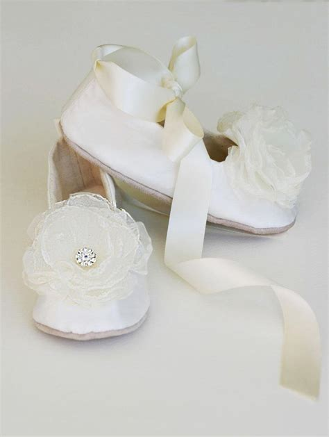 toddler flower shoes ivory ivory silk flower shoe easter toddler ballet flat