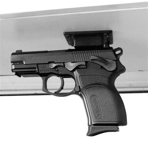 M00 Deluxe Magnetic Pistol Holder Quick Draw Concealment