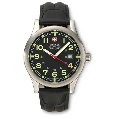 wenger 174 swiss field 146443 watches at