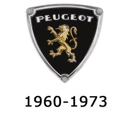 peugeot car logo logo peugeot 1960 73 logos pinterest peugeot logos