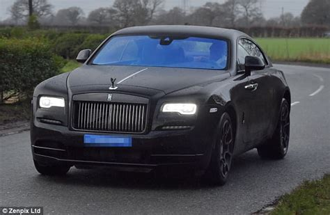 roll royce rouce paul pogba shows off new car and personalised pool