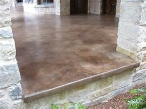 concrete stain colors for patios 25 best ideas about acid concrete on acid