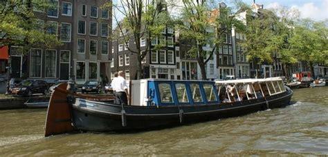 speedboot huren amsterdam rondvaartboot jacob van lennep boot huren