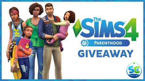 The Giveaway - closed giveaway the sims 4 parenthood giveaway sims community social
