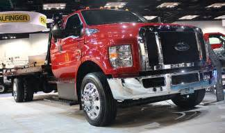 Ford Motor Company Marinette Ford F650 Rollback Autos Post