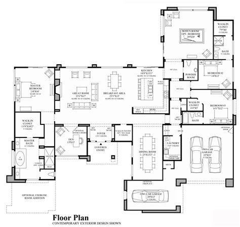 century homes floor plans new luxury homes for sale in rancho mirage ca estilo at