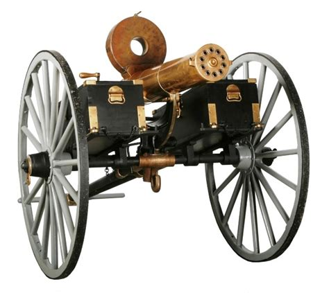 Gasing Cannon gc53djj weapons of war the gatling gun letterbox hybrid in indiana united states created by
