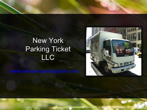 fight  nyc parking ticket