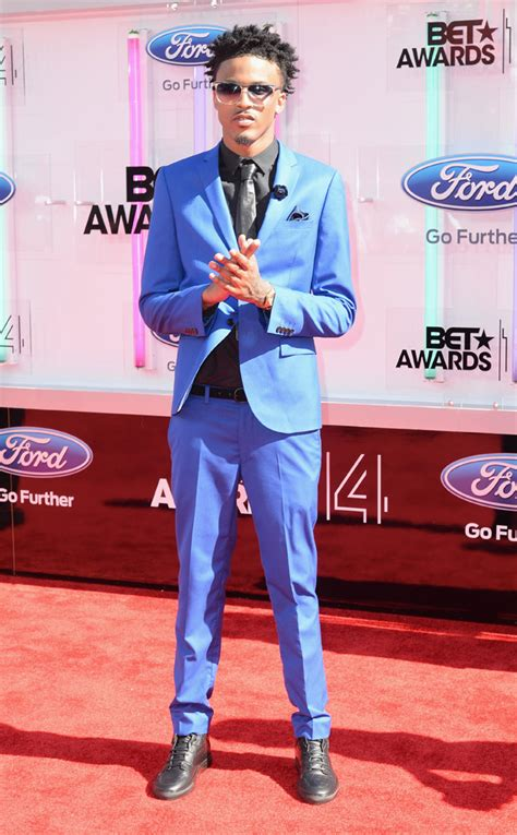 august alsina bet awards 2016 bet awards red carpet 2014 fashionsizzle