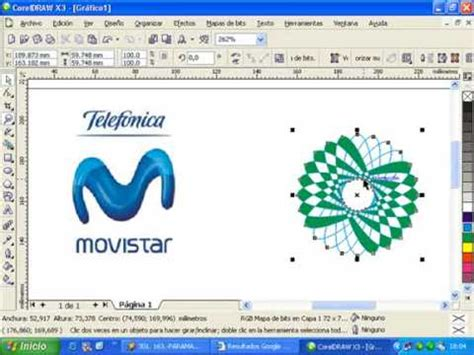 youtube tutorial corel draw x3 corel draw x3 01 primeros pasos youtube