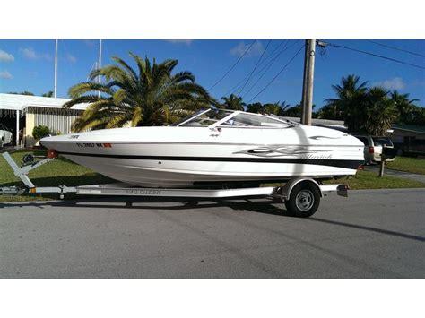 2002 mariah boat 2007 mariah sx20 powerboat for sale in florida