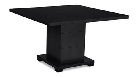 Black Conference Table Ford Executive Modern Conference Table In Black Oak Finish Square Zuri Furniture