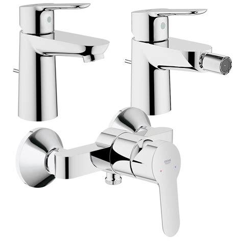 grohe rubinetti bagno grohe startedge set miscelatori da bagno rubinetteria