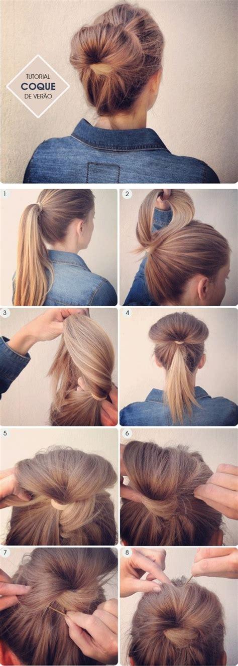 hairstyles for thick hair no heat m 225 s de 20 ideas incre 237 bles sobre molotes en pinterest