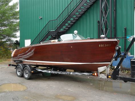 classic runabout boat for sale classic boat 1948 shepherd runabout boat for sale from usa