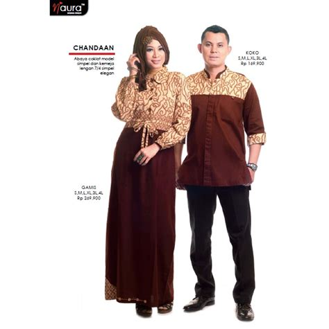Gamis Terbaru Naura chandaan by naura baju muslim gamis modern