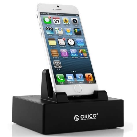 Topi Snapback Mdiv orico usb charging station for smartphone and