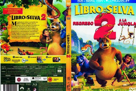libro regreso a berln return ic entertainment el libro de la selva 2