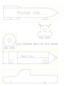 free pinewood derby templates printable best photos of pinewood derby car templates printable