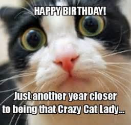 Cat Birthday Memes - funny happy birthday cat meme 2happybirthday