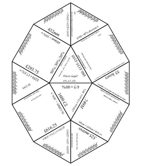 printable multiplication jigsaw puzzles tarsia jigsaw skills workshop