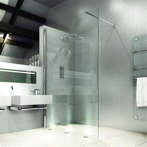 merlyn  series wetroom panel wet room shower screens