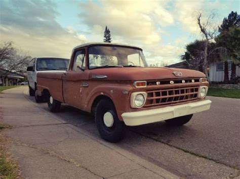 1965 Ford F100 by 1965 Ford F100 For Sale 115 Used Cars From 1 900