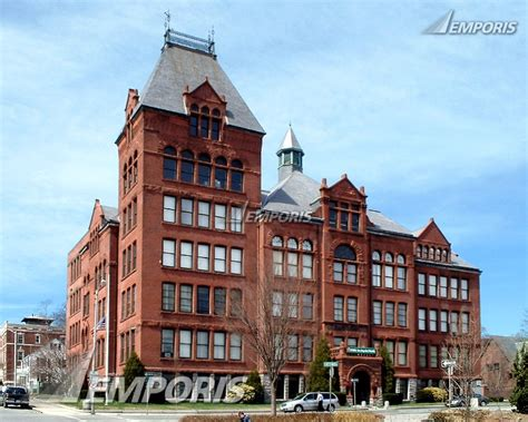 Johns Ma Mba Government by Building Worcester 226572 Emporis