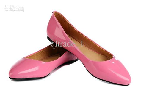 Flat Shoes Ambassador Pink 2012 popular flat shoes sandals fashion shoes pink black blue yellowish brown dress