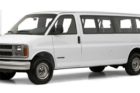 chevrolet express 2001 chevrolet express pictures