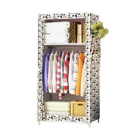Home Klik Lemari Baju jual home klik lemari pakaian portable dengan 1 gantungan