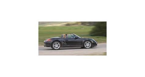 Porsche Boxster Diesel by Essai Vid 233 O Porsche Boxster Et Cayenne Diesel