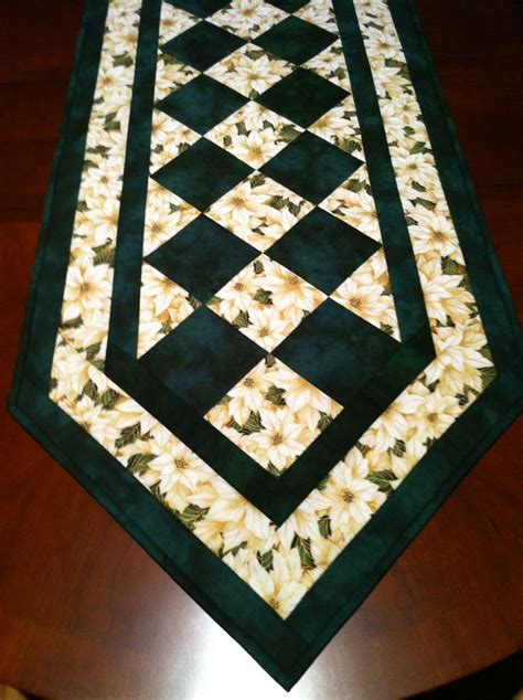 pattern quilted table runner easy table runner patterns one for myself you can never