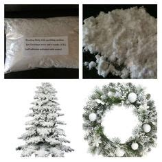 snow jet flock gun sno jet tree snow flocking refill flock 1lb snow compound tree jets