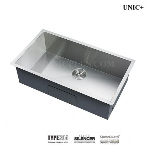 Kitchen Sink Vancouver 29 Inch Zero Radius Style Stainless Steel Mount Kitchen Sink Kus2918s In Vancouver