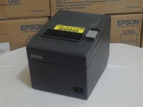 Printer Jogja Terbaru jual printer kasir epson tm t82 thermal auto cutter pusat alat kasir jogja