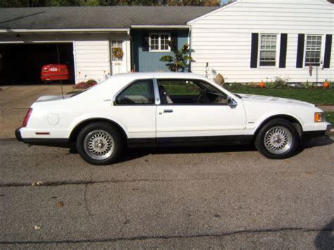 how make cars 1992 lincoln mark vii seat position control 1992 lincoln mkvll lsc mk7 collectible mint white gray leather lots new classic lincoln
