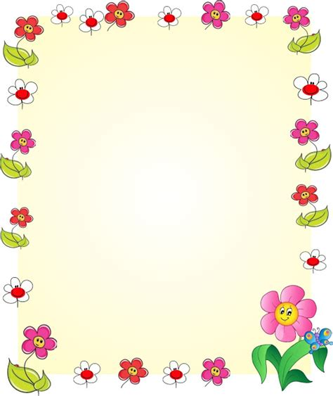 bordes decorativos infantiles para word imagui apexwallpaperscom bordes para word infantiles imagui