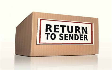 Delivery Experts Wish Retailers Many Fewer Unhappy Returns
