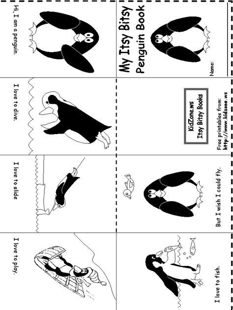 Penguin Worksheets by Penguin Activity New Calendar Template Site